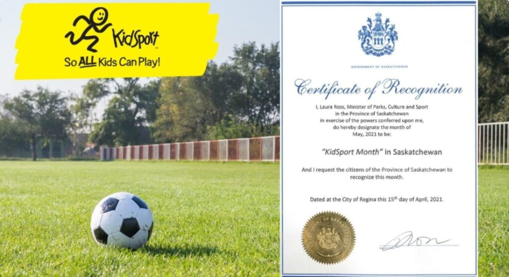 spark Solutions - KidSport Month